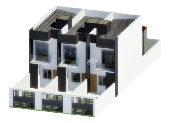 Casa à venda com 2 dormitórios em Sertãozinho, Matinhos cod:155347 - Foto 4