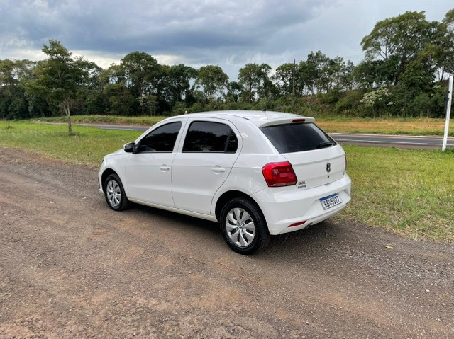 VW Gol 1.6 MSI Trendline - 2018 - Foto 7
