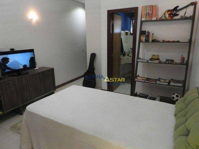 Casa com 3 dormitórios à venda, 429 m² por R$ 3.200.000,00 - Alphaville Fortaleza - Eusébi - Foto 20