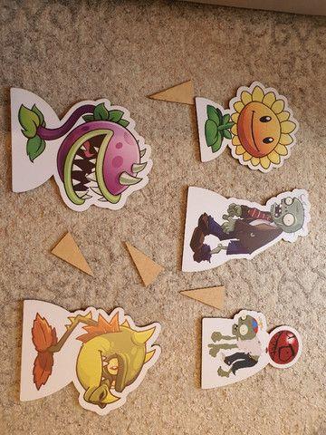 Vendo Decoração Plants Versus Zombies  - Foto 2