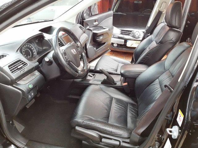 Honda CR-V EXL 4WD 2.0 Flex Top de Linha Impecável!!! - Foto 9