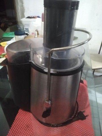 Tacho de batata frita e processador de suco - Foto 4
