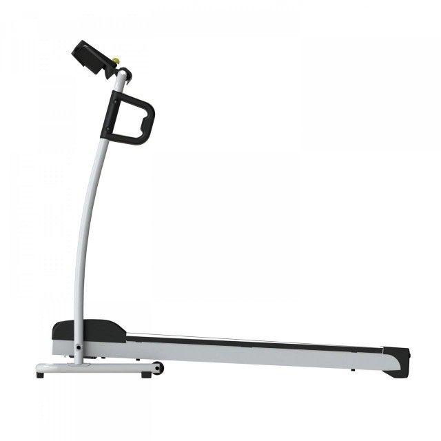 Esteira Athletic walker 10km/h - peso de usuário 120kg  -- caminhada e trote  - Foto 3