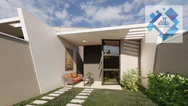 Casa com 3 dormitórios à venda, 98 m² por R$ 340.000 - Parnamirim - Eusébio/CE - Foto 13