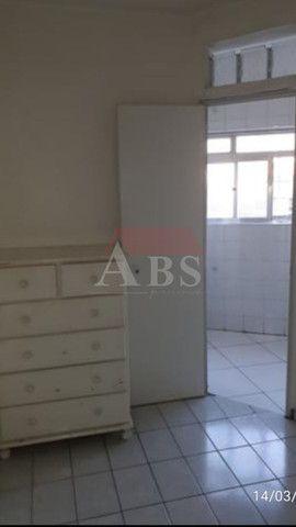 Apartamento amplo 2 dorms. no Campo Grande em Santos garagem demarcada, elevador, salão de - Foto 19