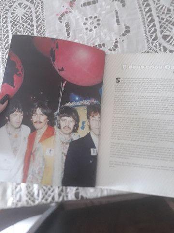 Livro: A história ilustrada dos Beatles - Foto 2