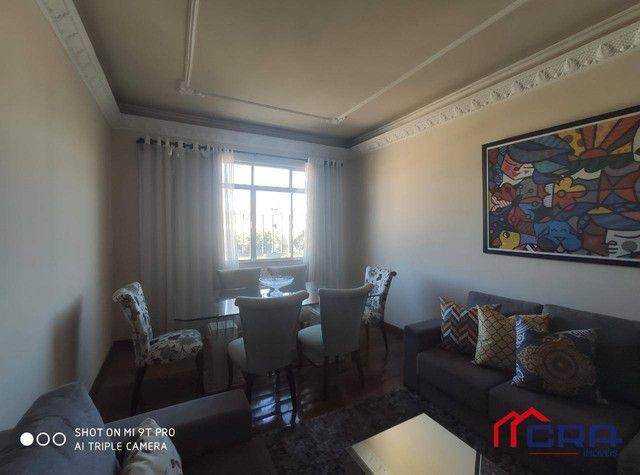 Apartamento com 4 dormitórios à venda, 117 m² por R$ 580.000,00 - Ano Bom - Barra Mansa/RJ - Foto 2