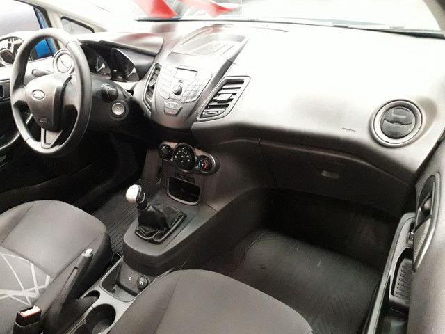Ford Fiesta 1.5 16V Flex 5p Manual - Foto 9