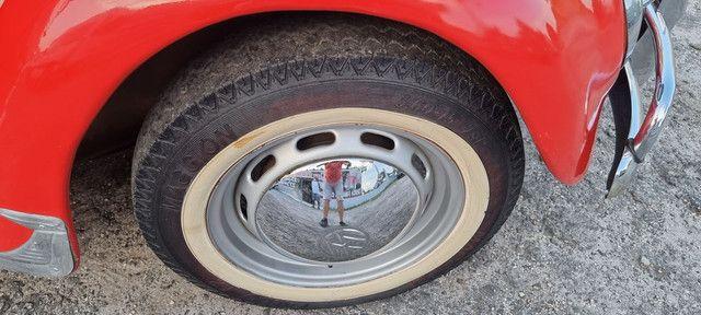 VW fusca 1.300 ano 1970 uma Relíquia   - Foto 17