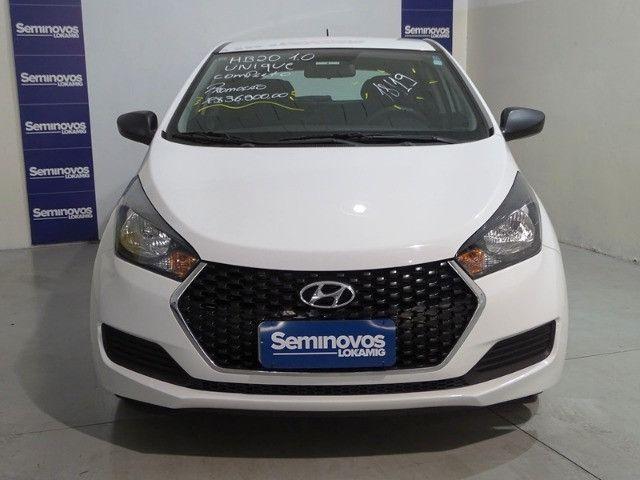 Hyundai Hb20 2019 1.0 unique 12v flex 4p manual - Foto 2