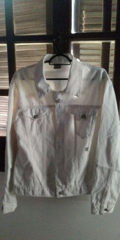 Jaqueta branca nr46 - Foto 2