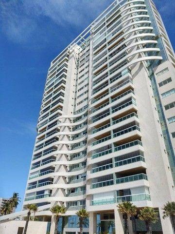 Apartamento beira mar a venda em Maceió com 250 metros quadrados com 4 suítes Ed. Gênova R - Foto 4