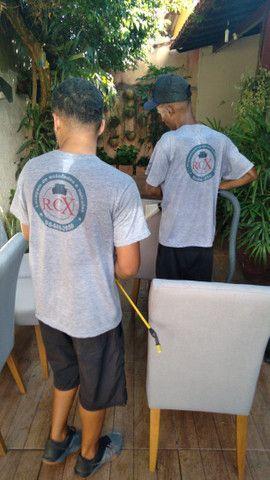 Sanitização $2,99 metro quadrado emitimos certificados - Foto 4
