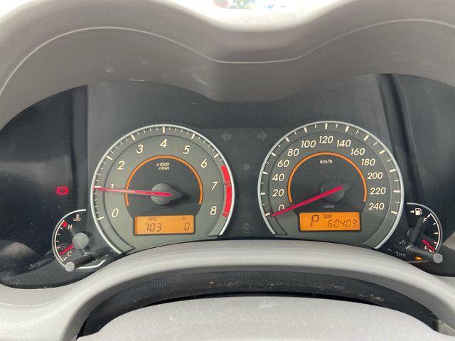 Corolla GLI 1.8 Flex 16V Aut 2011 BLINDADO - Foto 11