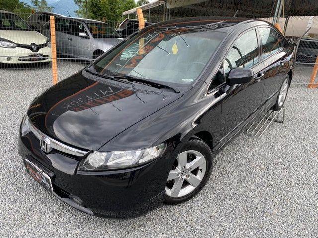 Honda Civic LXS 1.8 Completo Automático 2007 - Foto 2