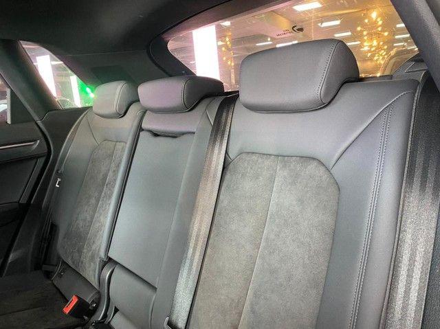 Audi Q3 2021, 1.4 35 TFSI BLACK S LINE S TRONIC, apenas 3.000 km, configuração exclusiva  - Foto 16