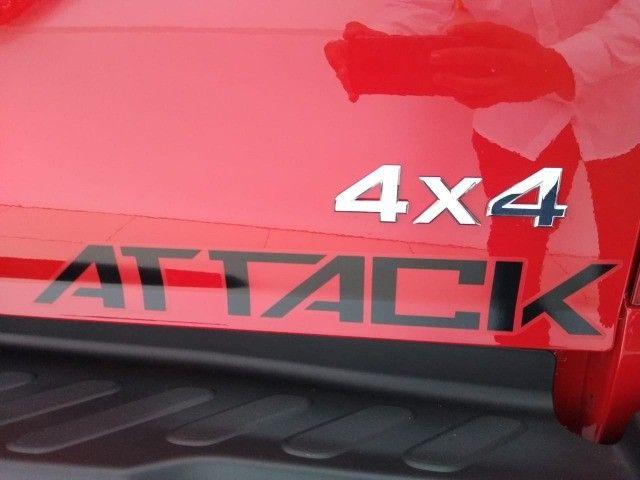 Nissan Frontier Attack 2.3 4x4 Diesel 190cv 2021/2021 0km - Foto 6