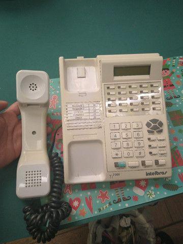 central telefônica intelbras modulare e equipamentos - Foto 4