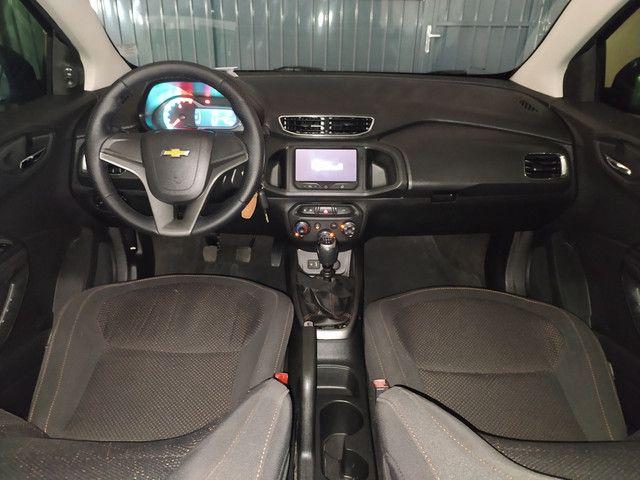 GM - CHEVROLET ONIX HATCH LTZ 1.4 8V FlexPower 5p Mec. - Foto 9
