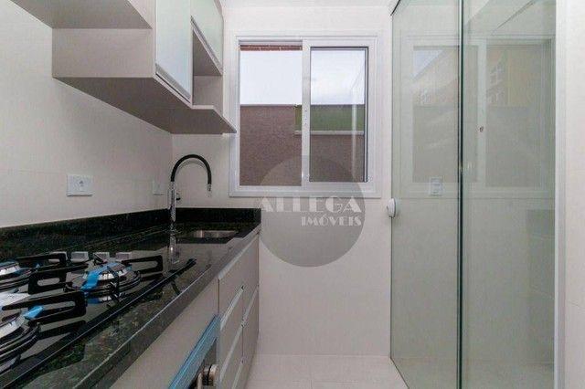 Apartamento Garden com 2 dormitórios à venda, 59 m² por R$ 427.000,00 - Fanny - Curitiba/P - Foto 17