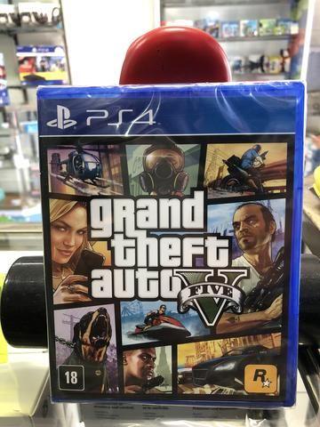 GTA para PlayStation 4