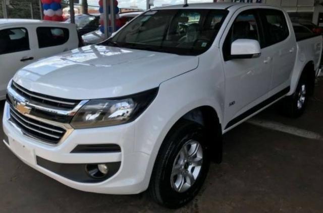 Gm - Chevrolet S10 LT 4X2 Flex Aut 19/19 0km só 105.990 IPVA 2019 pago