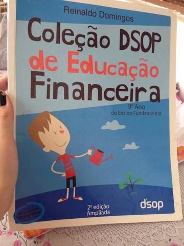 Livro de educação financeira