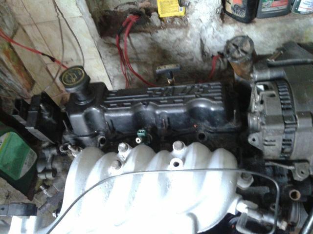 Vendo motor v6 do Tauros