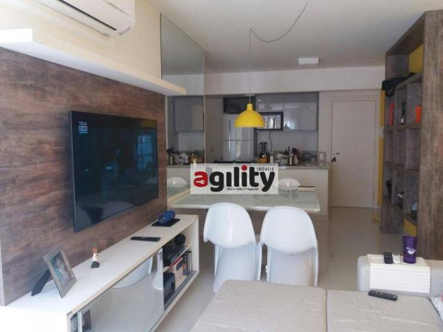 Apartamento mobiliado In Mare Bali, Cotovelo