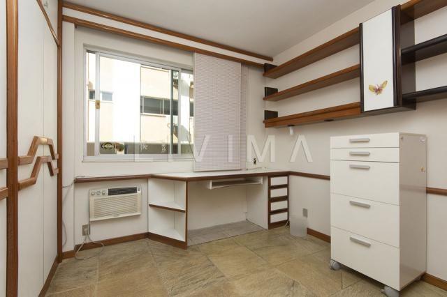 Apartamento para alugar com 4 dormitórios em Cosme velho, Rio de janeiro cod:LIV-3242 - Foto 15