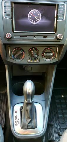 Aceita Troca VW Voyage 1.6 MSI Flex Automático Único Dono Baixo Km - Foto 9