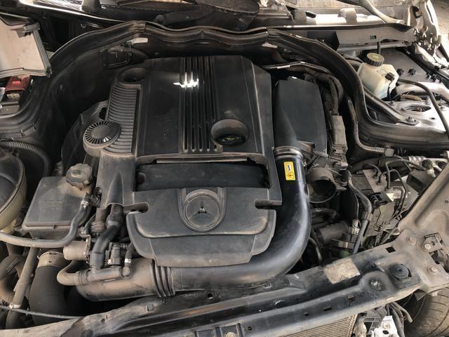 Sucata Mercedes C200 CGI 1.8 2014