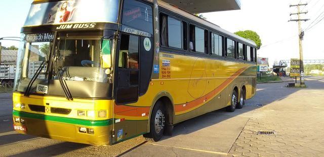 Ônibus muito bom só pegar e rodar.