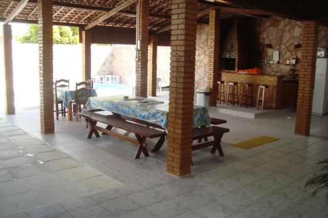 Praia do Francês: Casa confortável c/95% da área interna climatizada - Foto 5