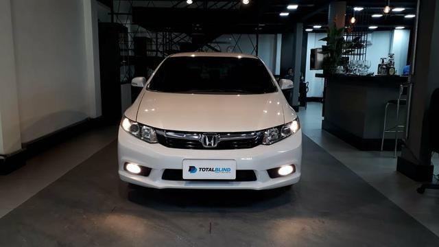 Honda Civic blindado LXR 2.0 13/14