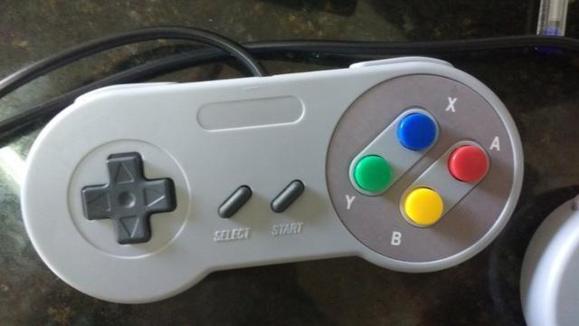 Video Game Retrô Recalbox Pi3 16gb +2 Controles