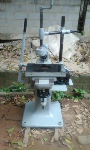 Furadeira horizontal com motor de 2cv trifásico - Foto 2