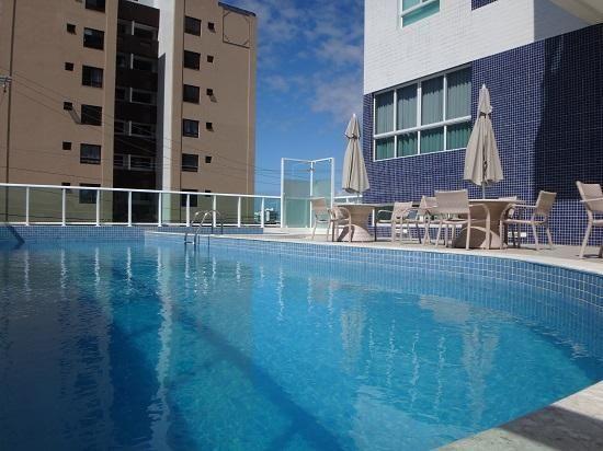 Apartamento com 4 suítes à venda, 110 m² por r$ 680.000 - lauro de freitas/ba