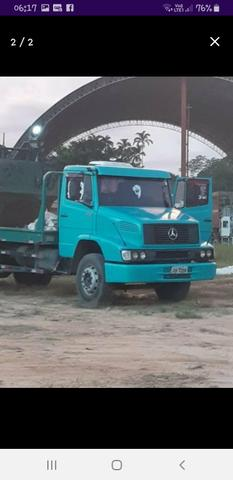 Caminhão Poliguincho