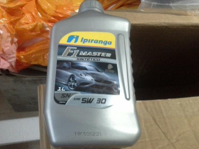 Óleo lubrificante motor f1 master 5w 30 sintético