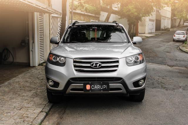 HYUNDAI SANTA FÉ 2011/2012 2.4 MPI 2WD 16V GASOLINA 4P AUTOMÁTICO - Foto 2