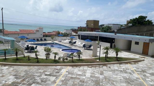 Apartamento em Ponta Negra - 35m² - Rota do Sol Roberto Freire - Foto 9