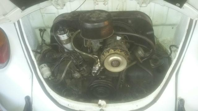 Fusca ano 1985 motor 1600 valor R$ 4, 800 - Foto 4