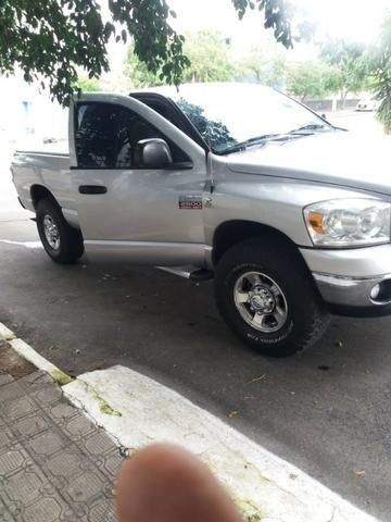 Dodge Ram 2500 prata - Foto 3