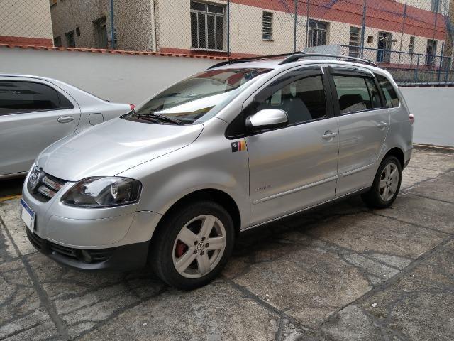 VW Spacefox Sportline 1,6 Flex Raridade Muito Novo Valor Real Sem Pegadinhas!!!!!!