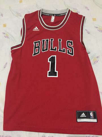 Camisa Chicago Bulls original NBA - Foto 2