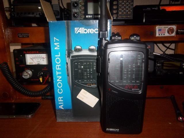 Albrecht radio scanner
