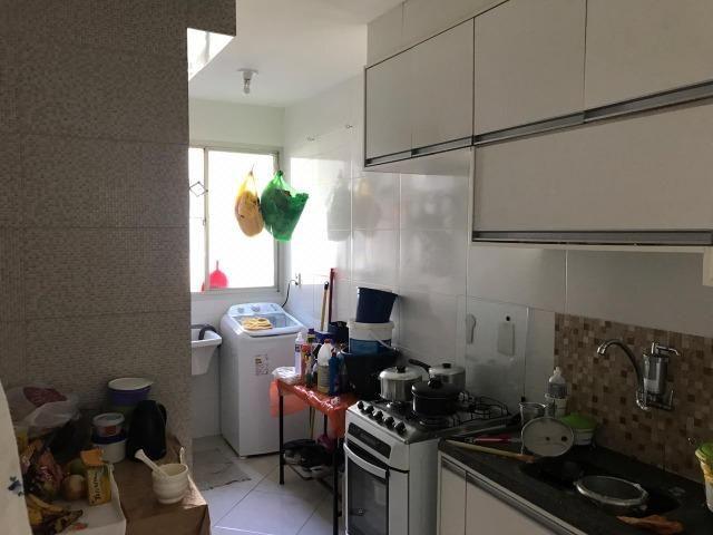R$ 155.000 Apartamento com 3 dormitórios à venda, 62 m² - valparaíso - serra/es - Foto 4