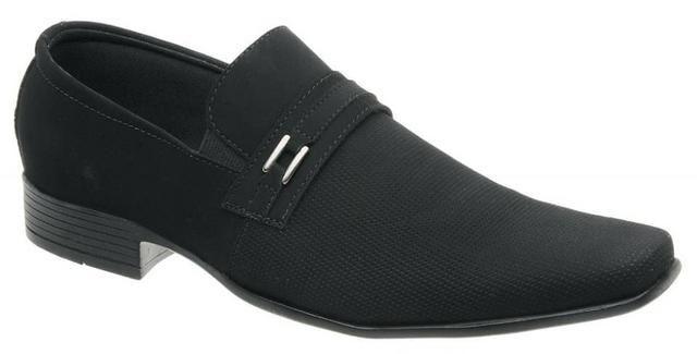 Promoção Relâmpago * Sapato Social Masculino - Confortável - Foto 4