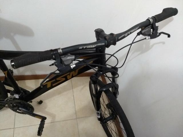 Vendo Bike TSW R$ 900 - Foto 2